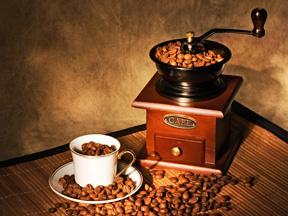 hand coffee mill